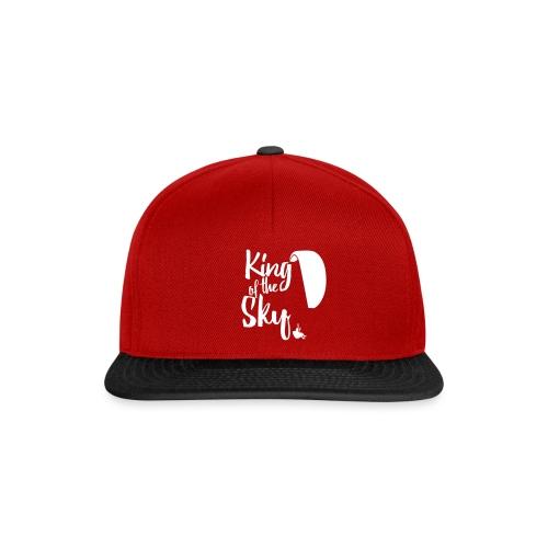 King of the Sky Vektor - Snapback Cap