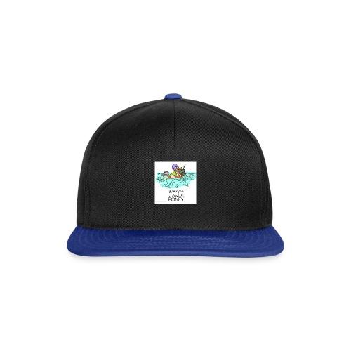 monde de nadoo aqua poney - Casquette snapback