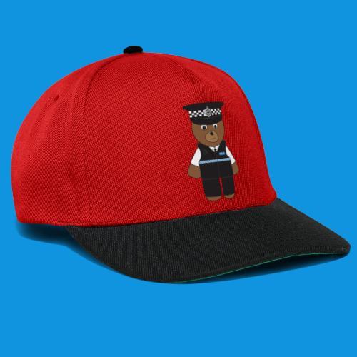 PC Bear - Snapback Cap