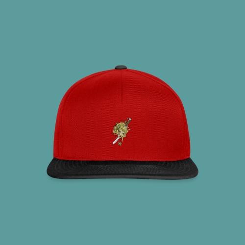 Samurai-No-More - Snapback Cap