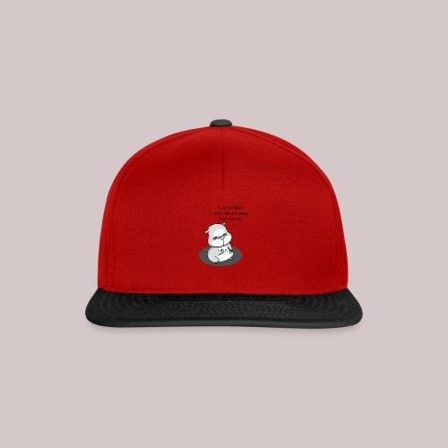 drunk_Hamster - Snapback Cap