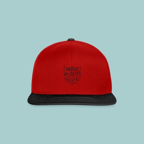 ropa adultos premiumdiseño Basque (negro) - Gorra Snapback