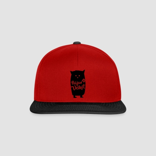 Veikko-pöllö - Snapback Cap