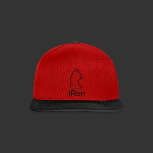 iRon - Snapback Cap