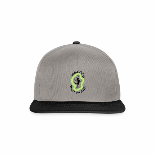 Maastomarakatti - Snapback Cap