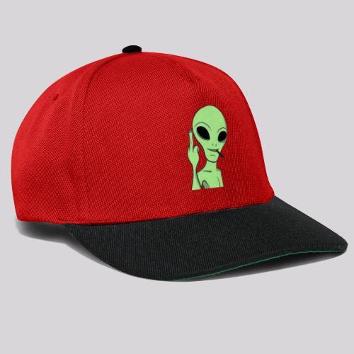 Alien tumblr - Gorra Snapback