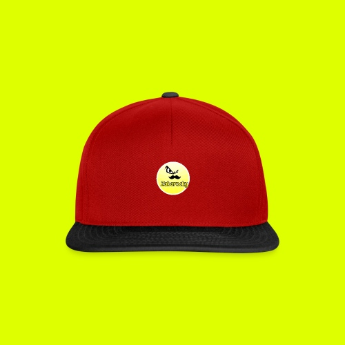 Shirt with nice logo with text - Snapback Cap