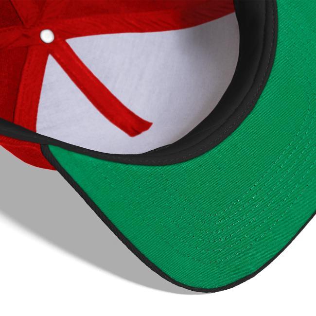 Vorschau: Aufputzt wia a Kristbam - Snapback Cap
