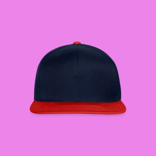 Fashion is what youre offered four times a year by - Snapback Cap