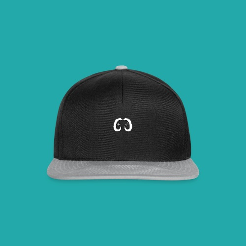Crowd Control Logo - Snapback Cap