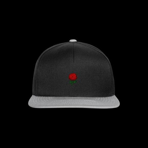 Rote Rose - Snapback Cap