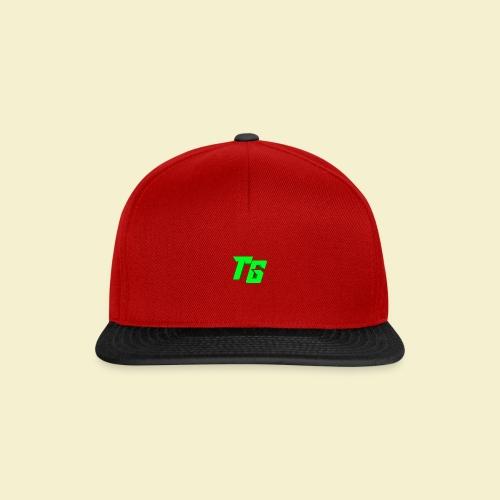 TristanGames logo merchandise - Snapback cap
