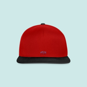 Need Glasses - Blue - Casquette snapback