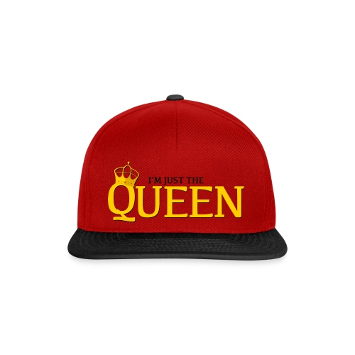 I'm just the Queen - Casquette snapback