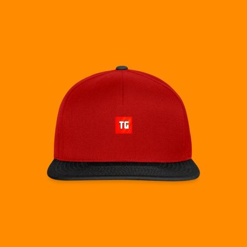 T-Shirt Vrouwen met logo - Snapback cap