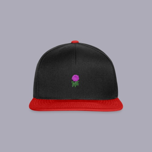 Landryn Design - Pink rose - Snapback Cap