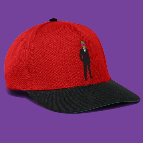 brainman - Snapback Cap