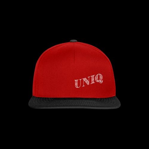 UNIQ - Snapback Cap