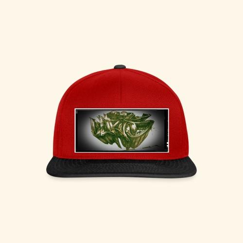 h4kke gr4ff - Snapback Cap