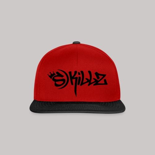 S Killz schwarz - Snapback Cap