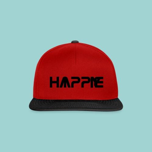 Happy Hippie - Snapback Cap
