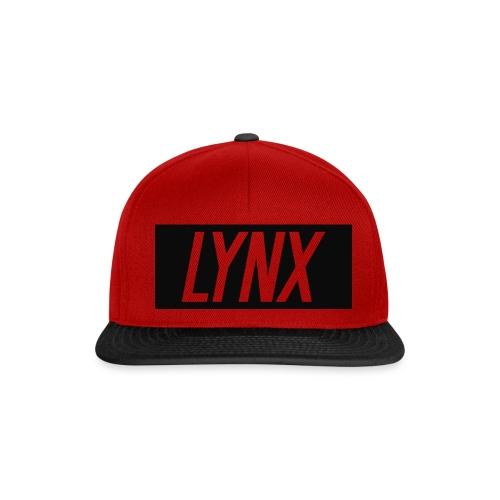 LynxShirtLogo - Snapback Cap