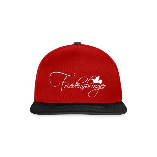 Friedensbringer - Snapback Cap
