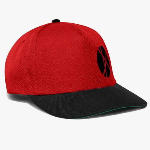 Don Logo - musta - Snapback Cap