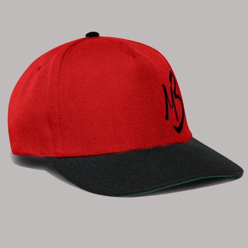 MB13 logo - Snapback Cap