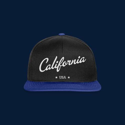 California - Snapback Cap