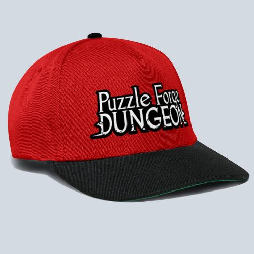 Puzzle Forge Dungeon - Casquette snapback