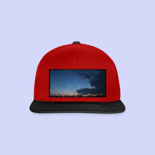 Sunset lovers - Morning tea cup - Snapback Cap