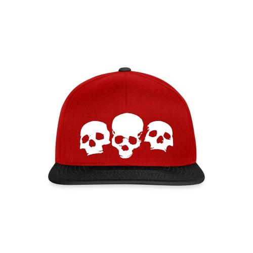 skulls-on-parade - Snapback Cap