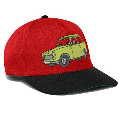 Trabi, Trabant (baligrün) - Snapback Cap