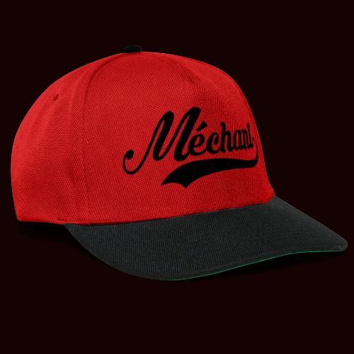 mechant_logo - Casquette snapback