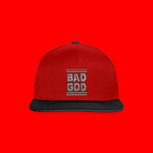 BadGod - Snapback Cap
