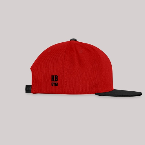 KrafWerkStatt Black - Snapback Cap