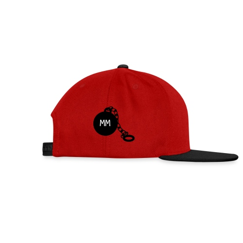 Bomb Mani Merch - Snapback Cap