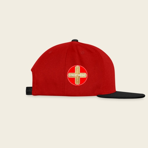 STREET ME DICAL - Casquette snapback