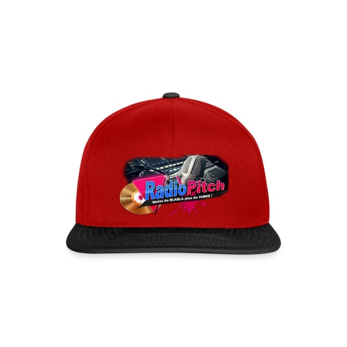 LOGO RADIOPITCH - Casquette snapback