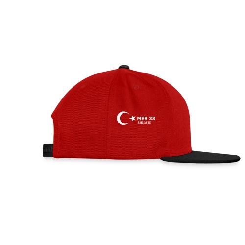 mersin 33 Türkei Türkye - Snapback Cap