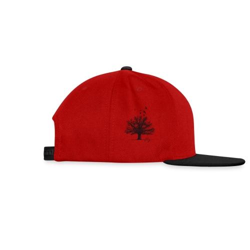 Tree Black - Snapback cap