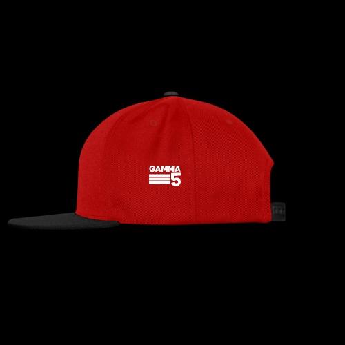 Gamma 5 - Snapback Cap