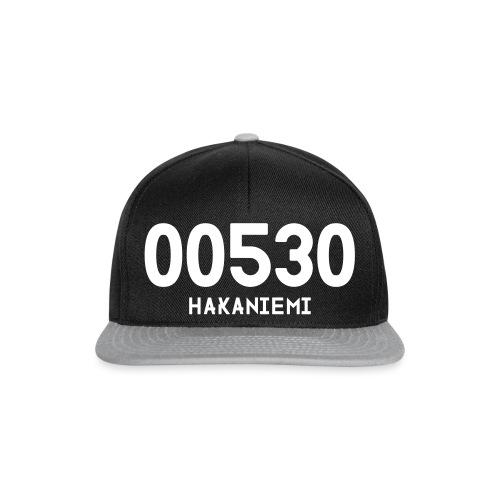 00530_HAKANIEMI - Snapback Cap