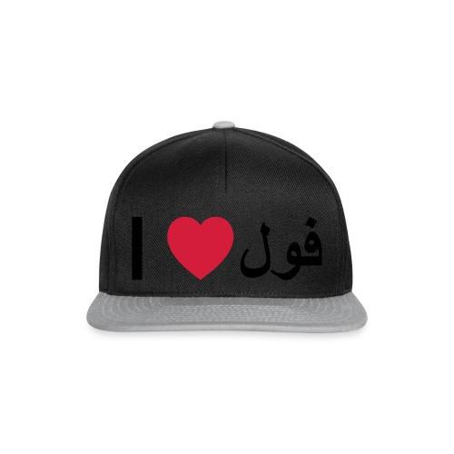 I heart Fool - Snapback Cap