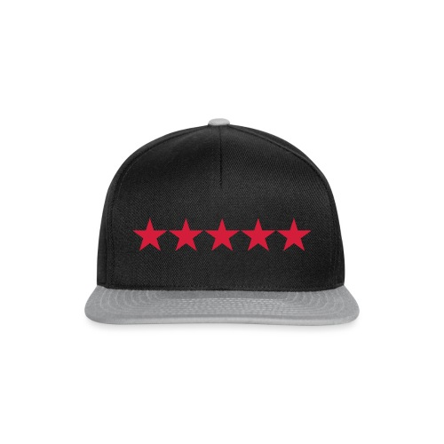 Rating stars - Snapback Cap