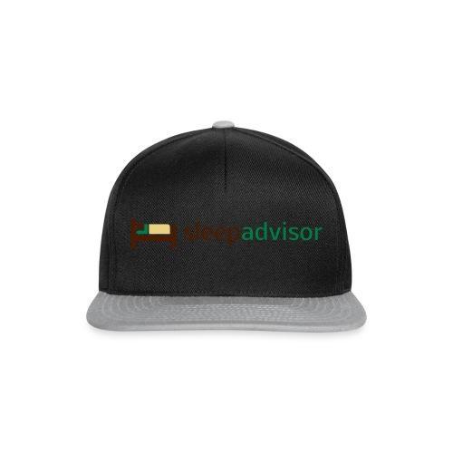 SleepAdvisor - Snapback Cap