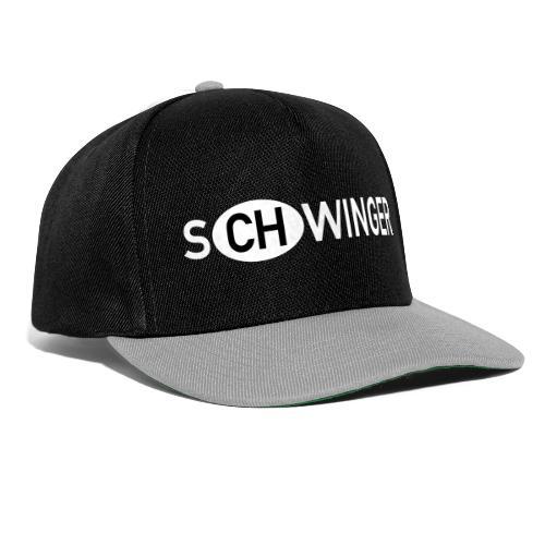 Schwinger Schweiz - Snapback Cap