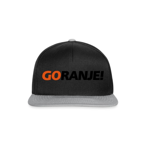Go Ranje - Goranje - 2 kleuren - Snapback cap