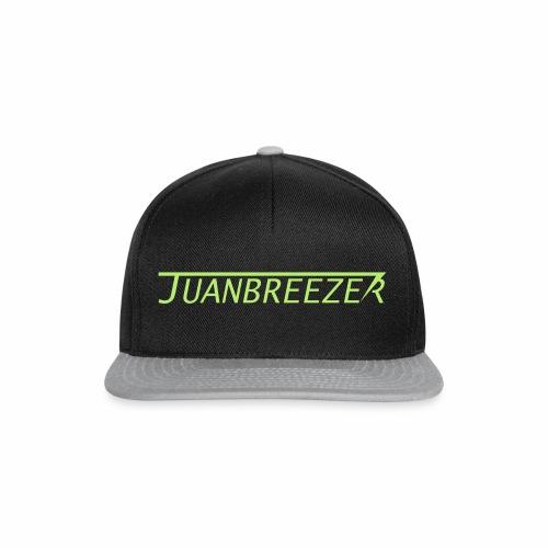 Juanbreezer Logo - Snapback cap